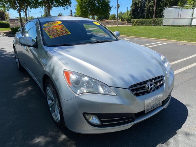 Hyundai Genesis Coupe 2010 price $13,999
