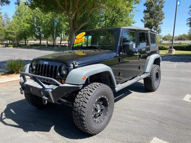 Jeep Wrangler 2008 price $19,999