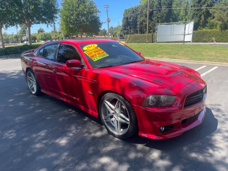 Dodge Charger 2012 price $28,999