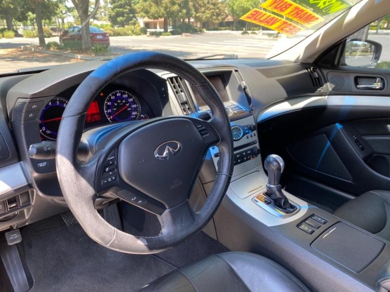 Infiniti G37 Coupe 2008 price $11,999