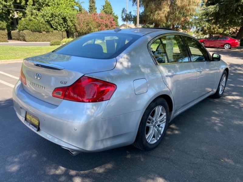 Infiniti G37 Sedan 2013 price $16,999