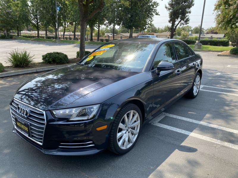 Audi A4 2017 price $20,999