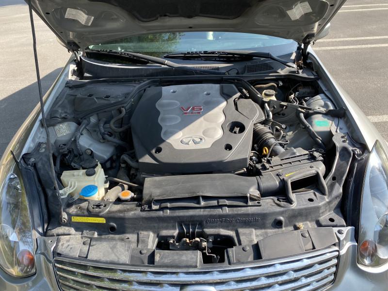 Infiniti G35 Coupe 2005 price $9,299