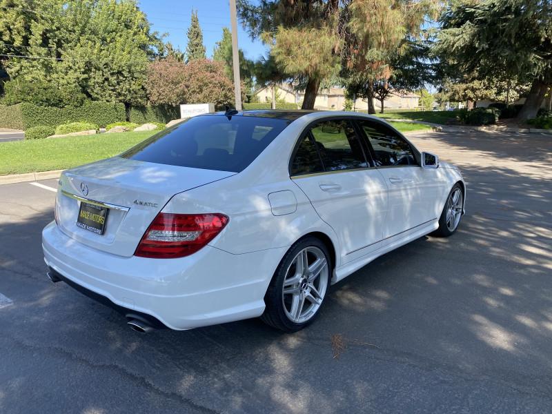 Mercedes-Benz C-Class 2013 price $14,999