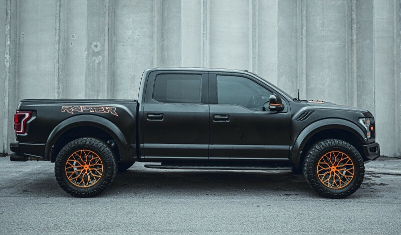 Ford F150 2018 price $74,900