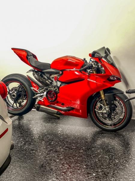 Ducati 1299S 2015 price $17,600