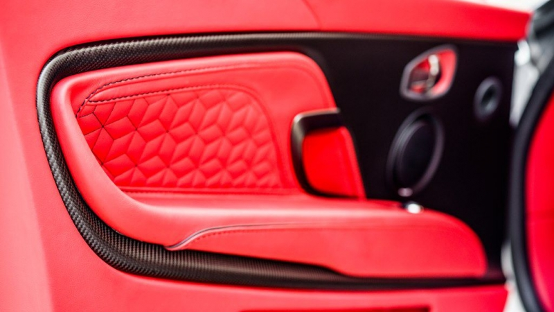 Aston Martin DBS 2019 price $295,000