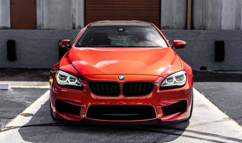 BMW M6 2017 price Call for Pricing.