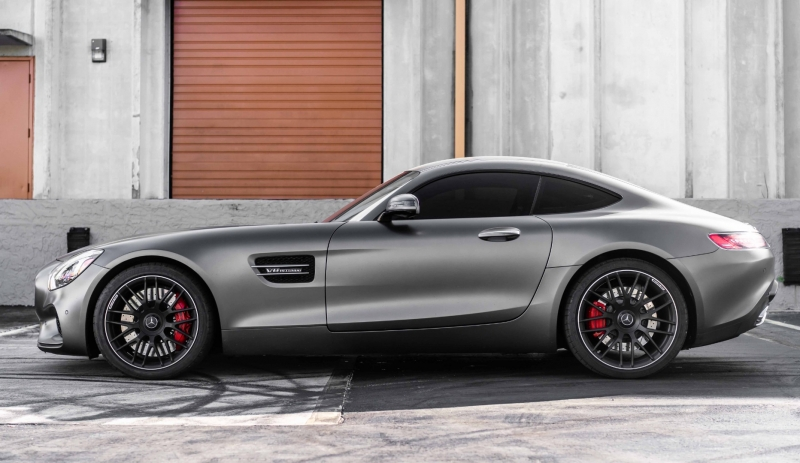 MERCEDES-BENZ AMG GT 2016 price Call for Pricing.