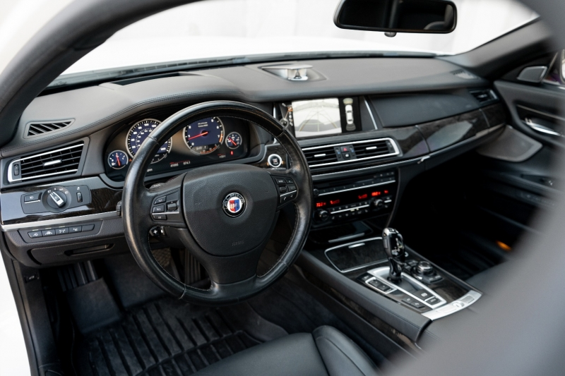 BMW ALPINA B7 2013 price Call for Pricing