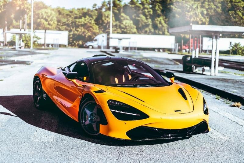 Mclaren 720S 2021 price $375,000