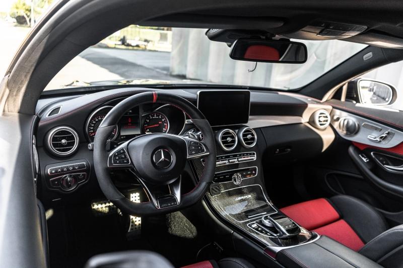 Mercedes-Benz C-CLASS 2017 price $70,900