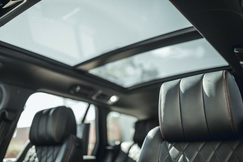 Land Rover Range Rover 2017 price $93,000