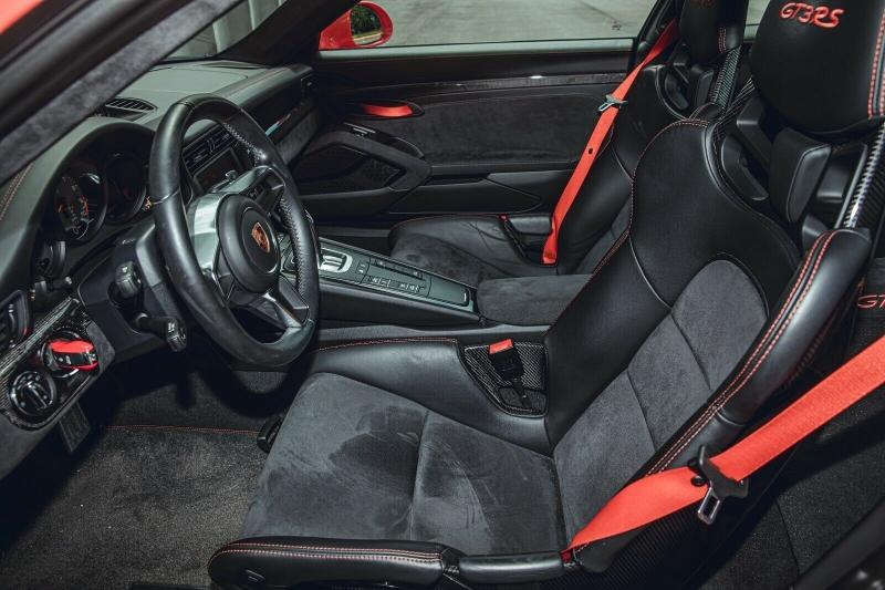 Porsche 911 2016 price $204,500