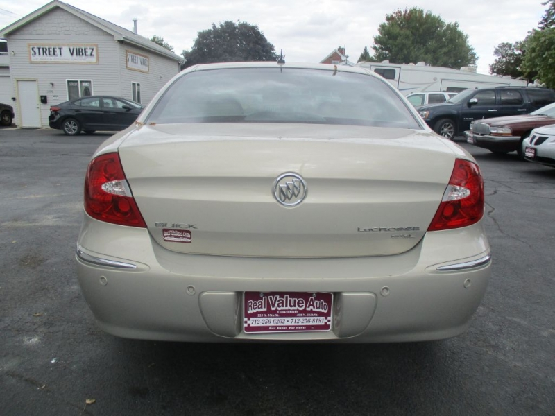 BUICK LACROSSE 2008 price Call for price