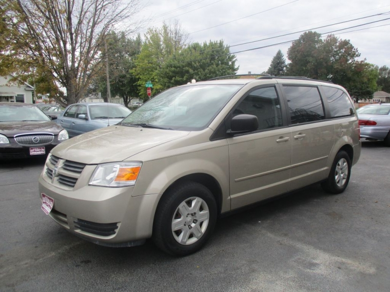 DODGE GRAND CARAVAN 2009 price Call for price