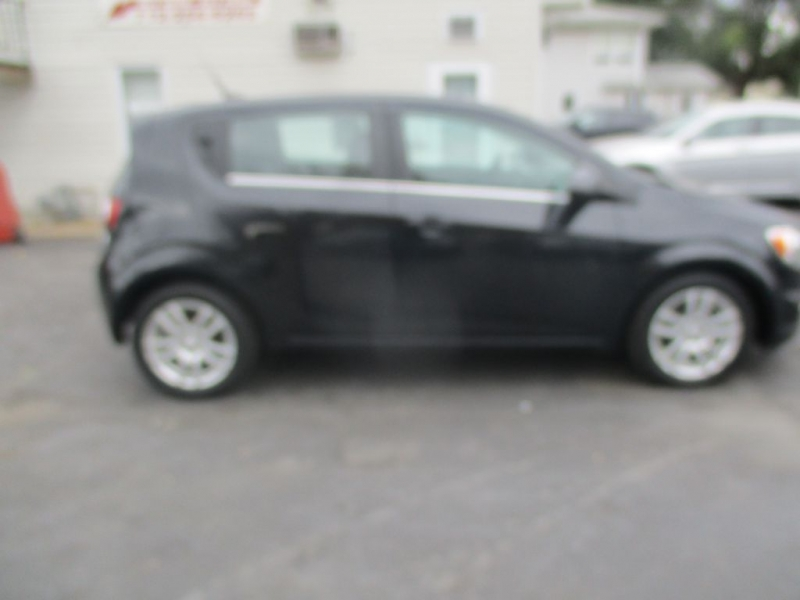 CHEVROLET SONIC 2014 price Call for price