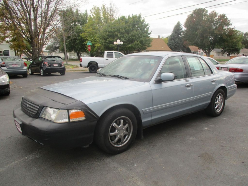 FORD CROWN VICTORIA 2003 price Call for price