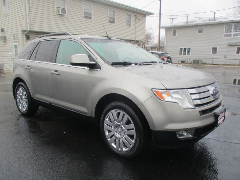FORD EDGE 2008 price Call for price