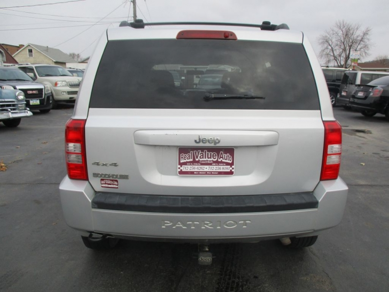JEEP PATRIOT 2008 price Call for price