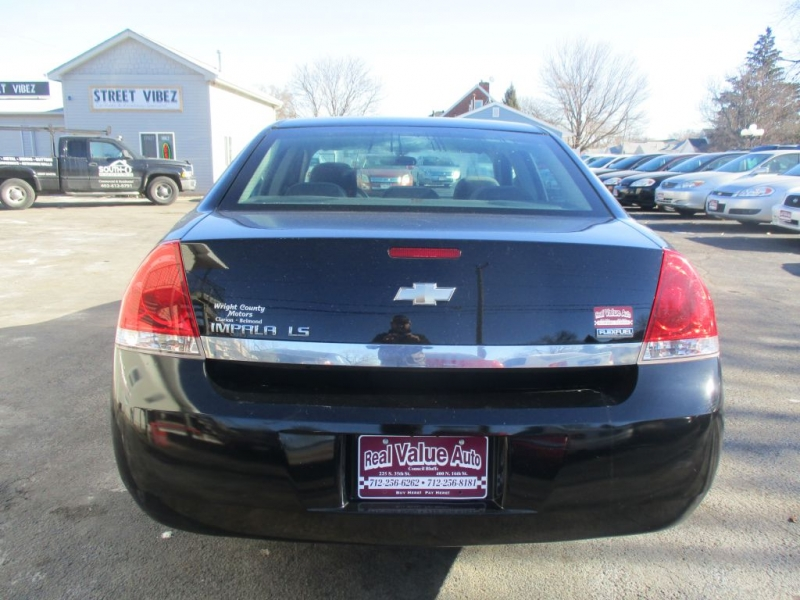 CHEVROLET IMPALA 2008 price Call for price