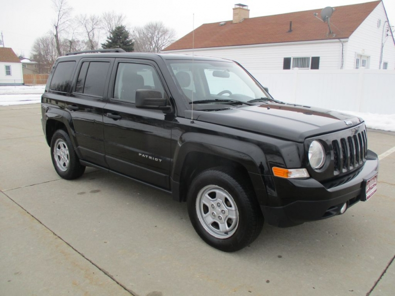 JEEP PATRIOT 2014 price Call for price