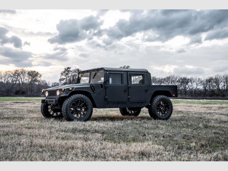 Hummer H1 1989 price $58,995