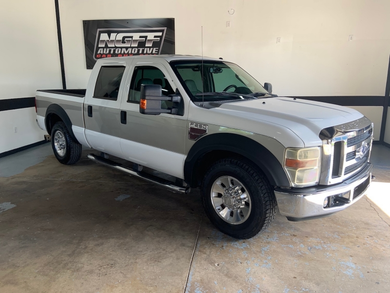Ford Super Duty F-250 2008 price $13,388