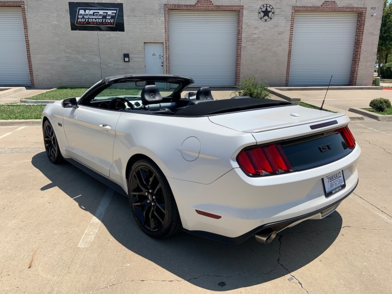 Ford Mustang 2017 price $27,888
