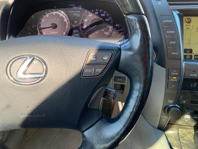 Lexus LS 460 2007 price $13,888