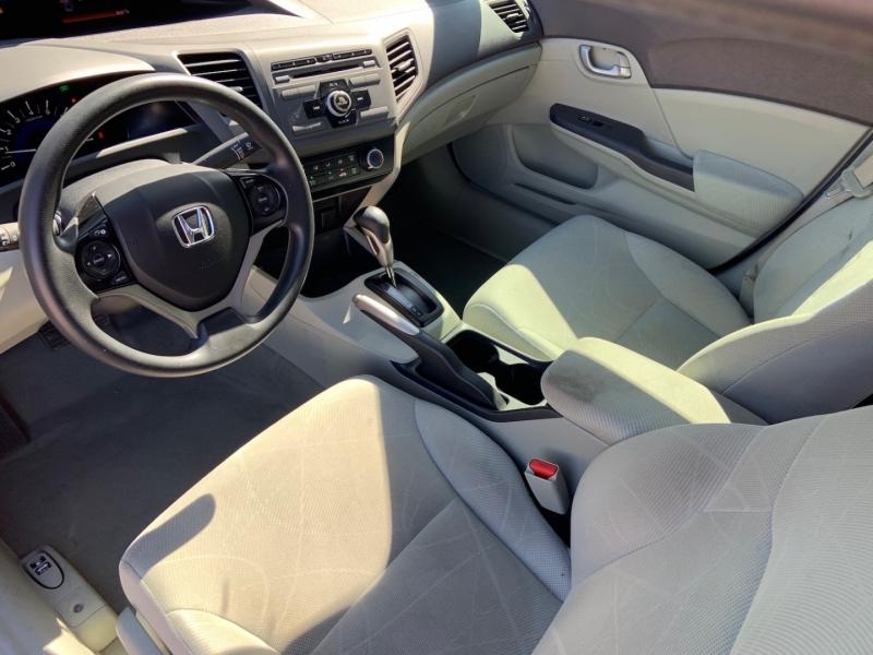Honda Civic Sedan 2012 price $9,888