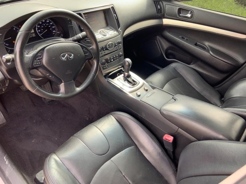 Infiniti G25 Sedan 2011 price $11,888
