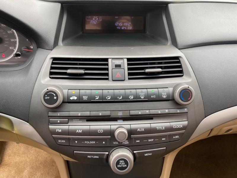 Honda Accord Sdn 2012 price $10,888