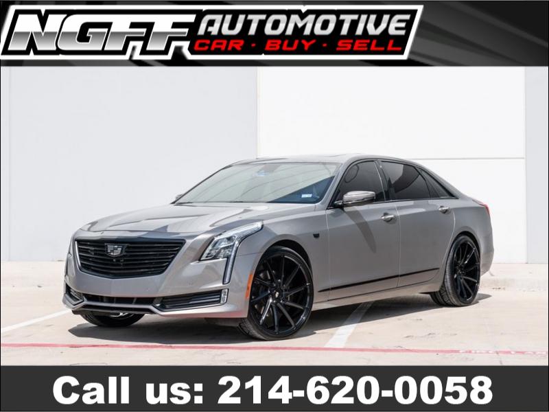 Cadillac CTS Sedan 2018 price $38,888