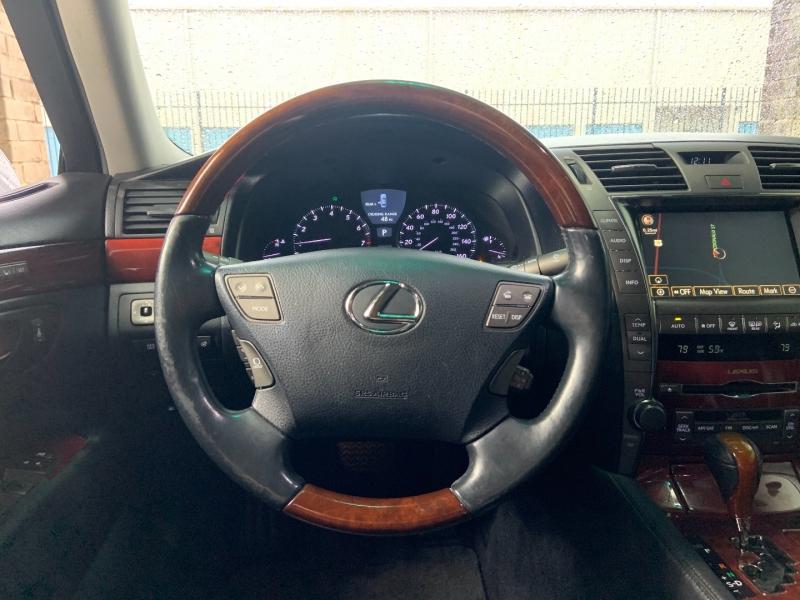 Lexus LS 460 2008 price $12,888