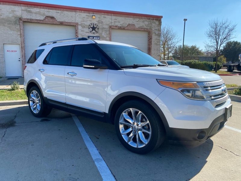 Ford Explorer 2013 price $11,888