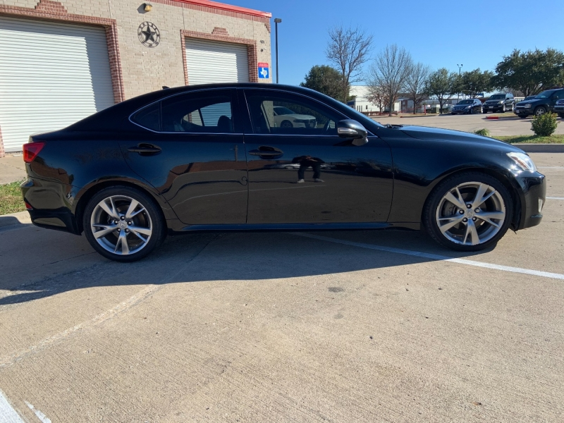 Lexus IS 250 2009 price $10,888