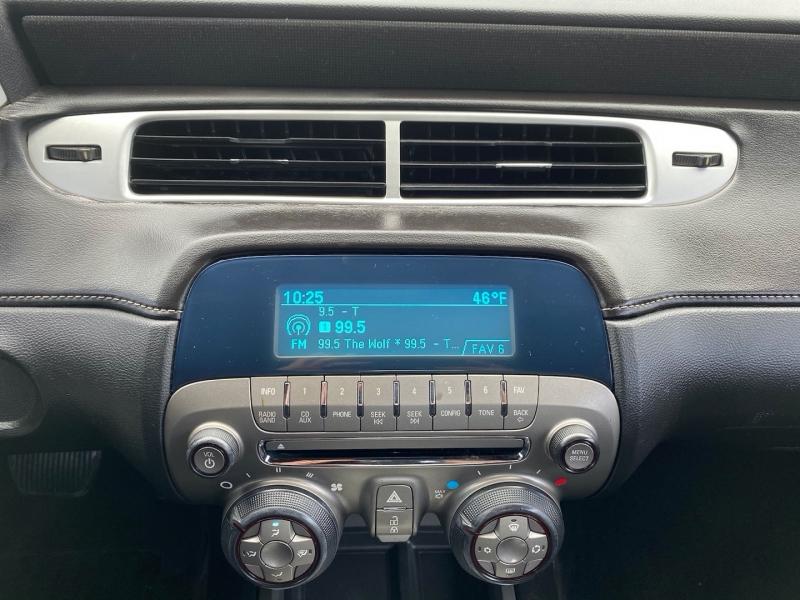 Chevrolet Camaro 2012 price $11,888