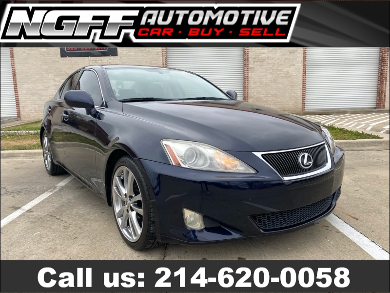 Lexus IS 350 2008 price $10,888