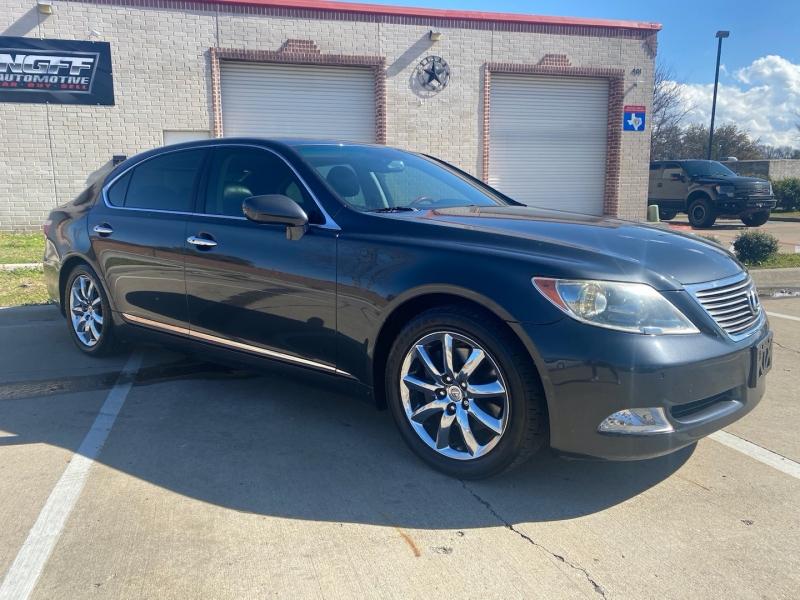 Lexus LS 460 2007 price $11,888