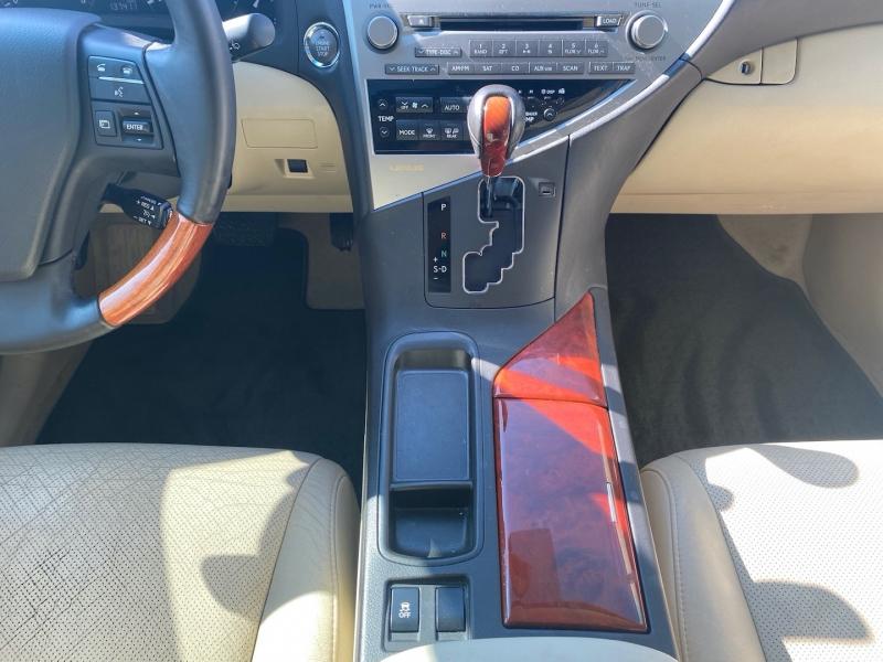 Lexus RX 350 2010 price $12,888