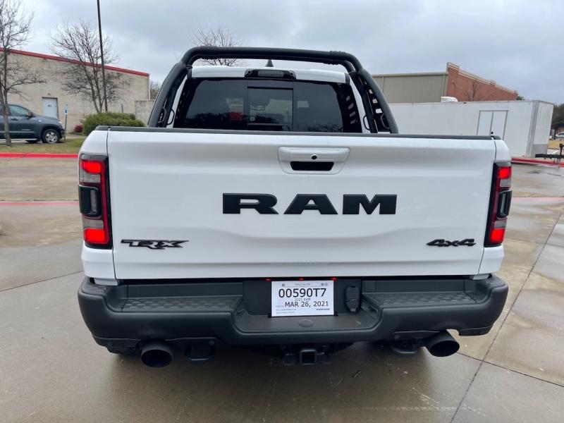 RAM 1500 2021 price $116,488