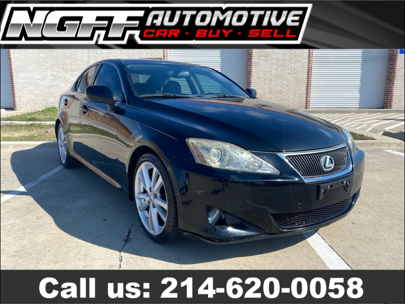 Lexus IS 250 2007 price $9,888