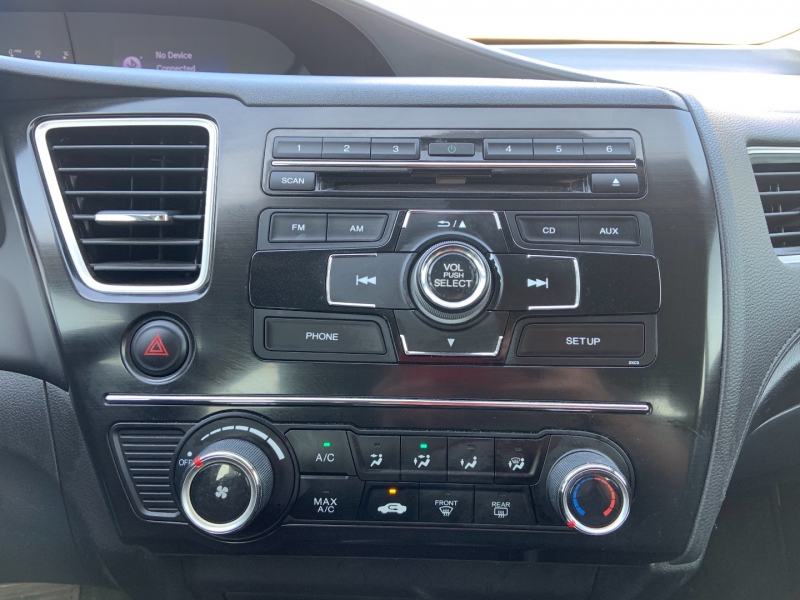 Honda Civic Sedan 2013 price $10,888
