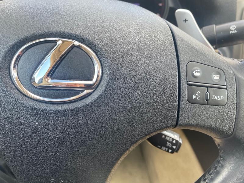 Lexus IS 350 2007 price $13,888