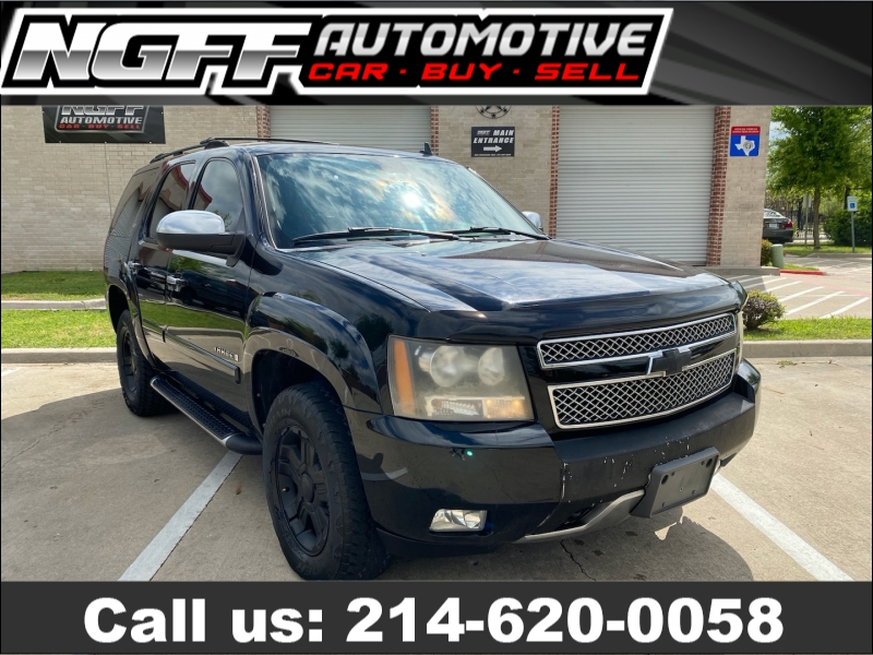 Chevrolet Tahoe 2007 price $10,888