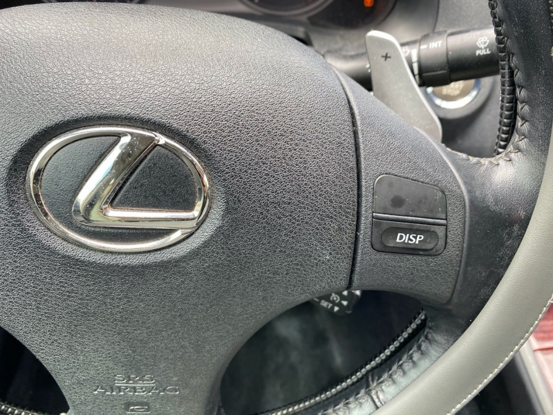 Lexus IS 250 2006 price $9,888