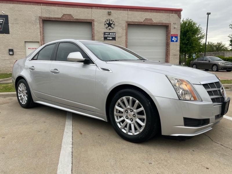 Cadillac CTS Sedan 2010 price $11,888