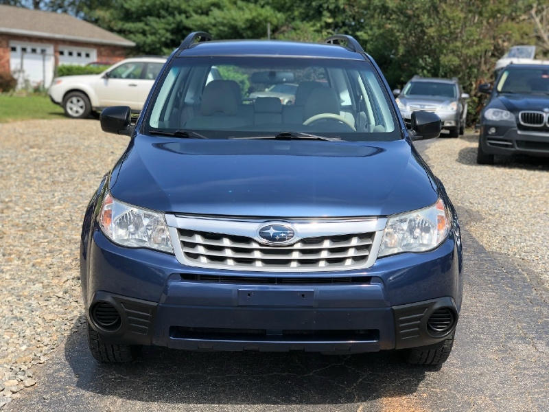 Subaru Forester 2013 price $9,950
