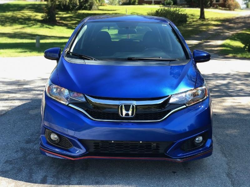 Honda Fit 2018 price $10,450